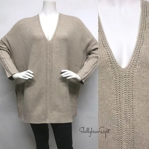 VINCE Wool YAK OVERSIZED Cozy SOFT Sweater L XL 1X